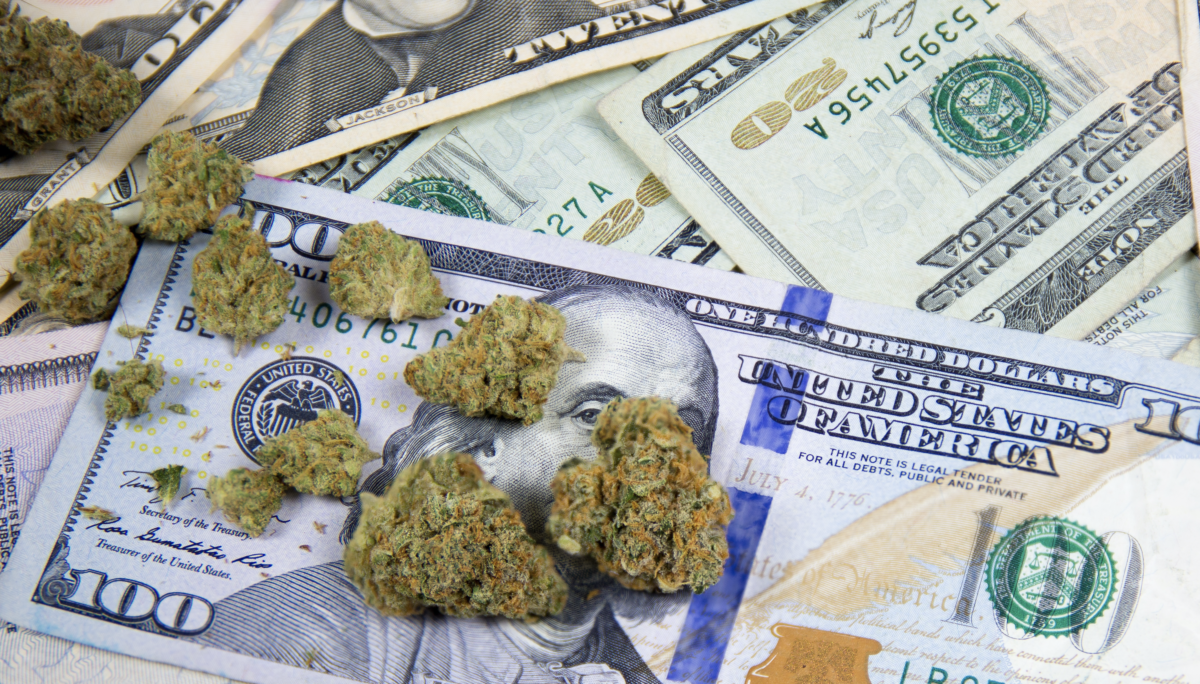 These Two Marijuana Stocks Turned $10,000 into $32,300 in 2018
