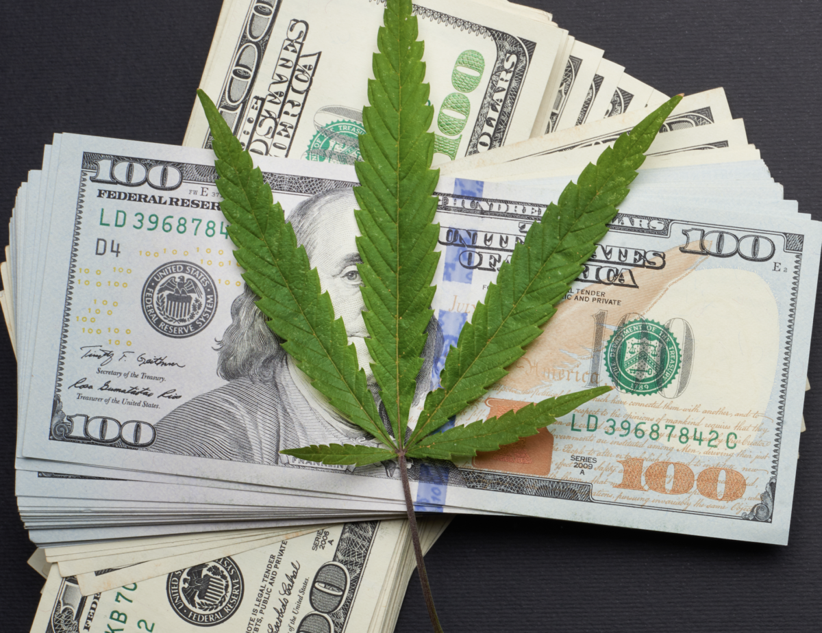 Fast Growth Ahead: Cronos Group Triples Marijuana Sales